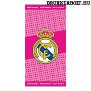 """Real Madrid törölköző """"Pink"""" - Real Madrid törölkző lányoknak"""