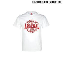 Puma Arsenal póló - Gunners fehér póló