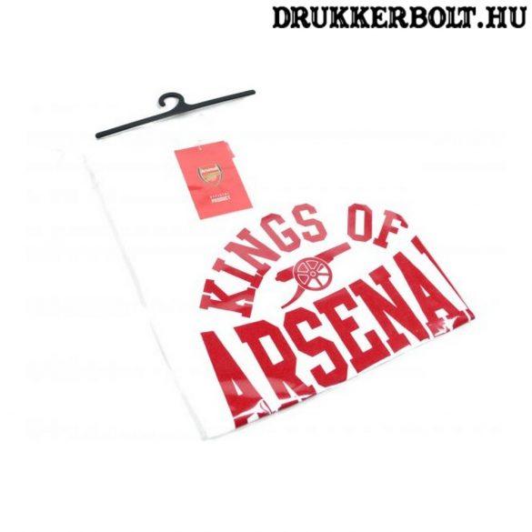 "Arsenal póló ""Kings of London""  - Gunners fehér póló"