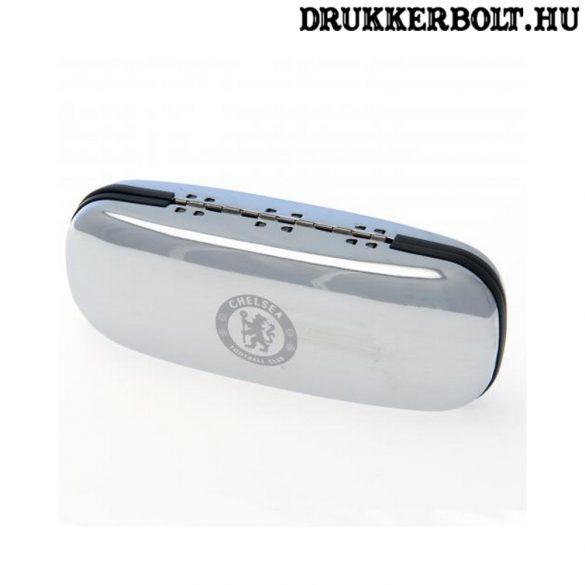 Chelsea Fc szemüvegtok - gravírozott tok díszdobozos csomagolásban