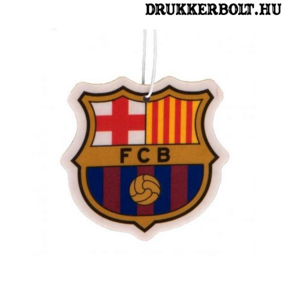 FC Barcelona autós illatosító (többféle illatban)