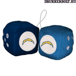 San Diego Chargers plüss dobókocka - eredeti NFL termék