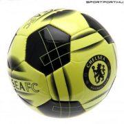 """Chelsea """"Fluo"""" labda - normál (5-ös méretű) Chelsea címeres fluoreszkáló focilabda"""