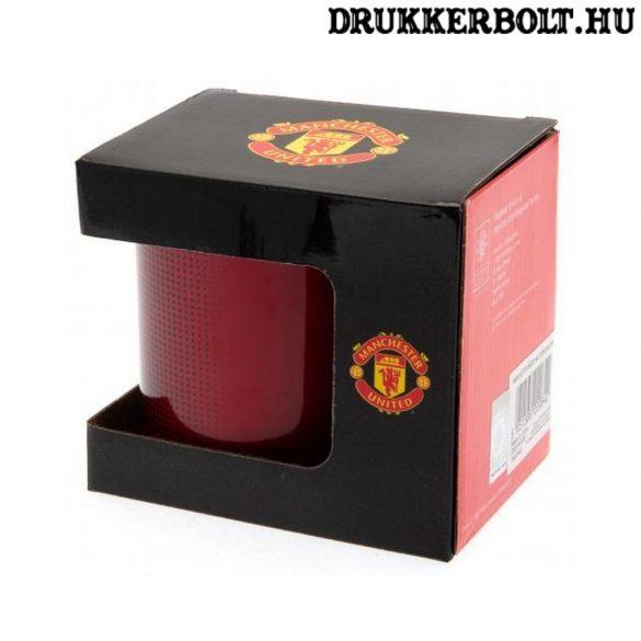 Manchester United bögre - hivatalos klubtermék (fekete)