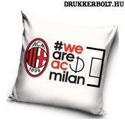 AC Milan kispárna huzat (40x40 cm) - eredeti Milan párnahuzat