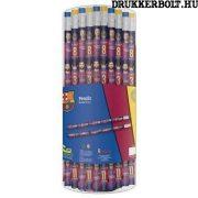 FC Barcelona ceruza radírral - hivatalos klubtermék!