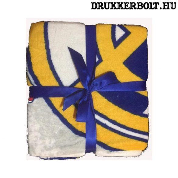 Real Madrid pihe-puha takaró - eredeti, nagyméretű Real takaró (130*160 cm)