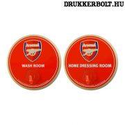 Arsenal fürdőszobai akasztó - Gunners köntös / törölközőtartó (2 db)