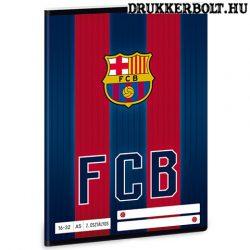 FC Barcelona vonalas füzet A/5 méretben (2. osztályosoknak, 1632)
