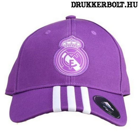 Adidas Real Madrid baseball sapka (lila) - eredeti, hivatalos klubtermék