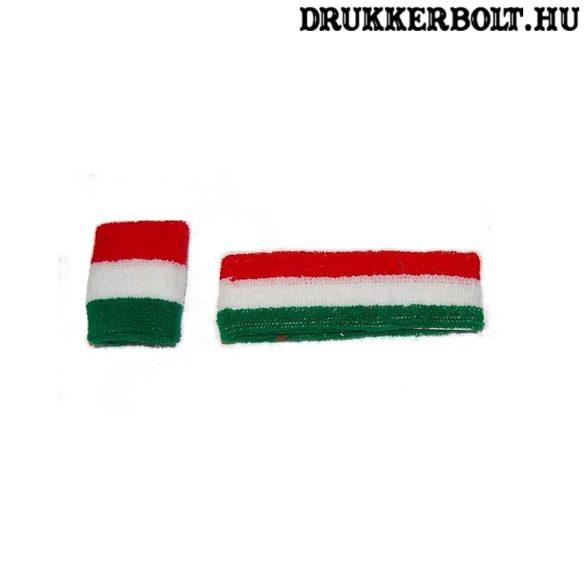 Magyarország csuklószorító és hajpánt - eredeti szurkolói termék