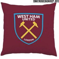 West Ham United díszpárna / kispárna eredeti, hivatalos klubtermék !!!!