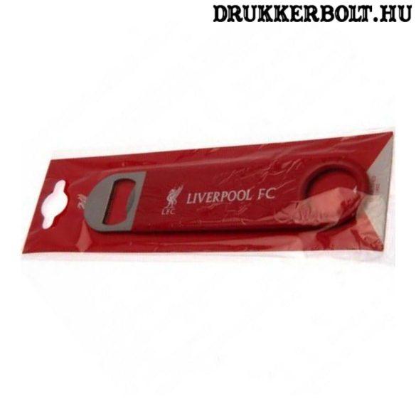 Liverpool Fc hűtőmágnes sörnyitóval / üvegnyitóval - eredeti Pool klubtermék!