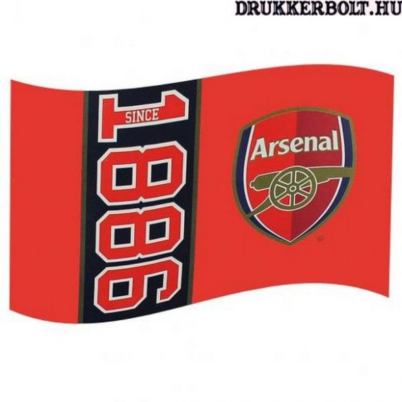 Arsenal 1886 zászló - óriás zászló (hivatalos klubtermék)