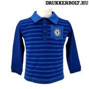 Chelsea FC baba / gyerek póló  - eredeti, hivatalos klubtermék (hosszú ujjú)