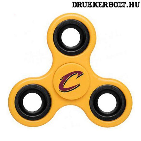 Cleveland Cavaliers fidget spinner - Diztracto Spinnerz ujjpörgettyű kb.2 perces pörgési idővel! - eredeti, hivatalos NBA termék!