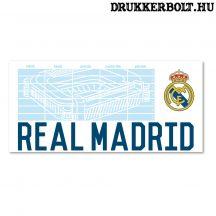 Real Madrid órarend (kétoldalas)