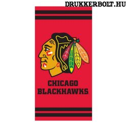 Chicago Blackhawks törölköző - Chicago Blackhawks óriás strandtörölköző (eredeti NHL klubtermék)