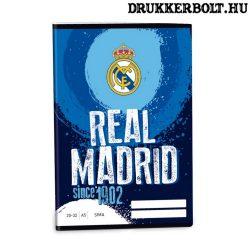 Real Madrid sima füzet A/5 méretben (2032)