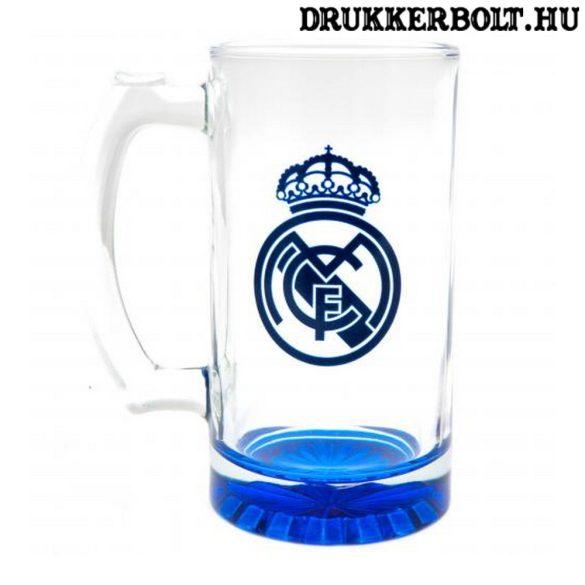 Real Madrid söröspohár - eredeti, hivatalos klubtermék