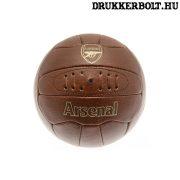 Arsenal retro bőrlabda - eredeti gyűjtői termék!