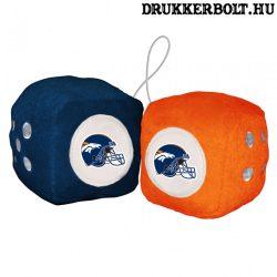 Denver Broncos plüss dobókocka - eredeti NFL termék