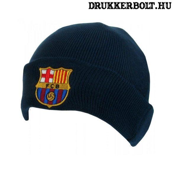 FC Barcelona kötött sapka -  Barcelona szurkolói sapka