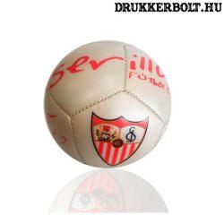 Sevilla mini focilabda aláírásokkal - hivatalos klubtermék