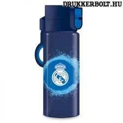 Real Madrid kulacs - műanyag Real kulacs címerrel (475 ml)