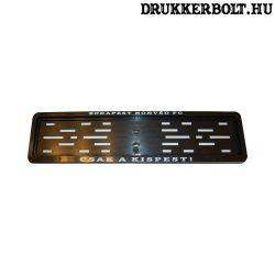 Budapest Honvéd rendszámtábla tartó (1 db) - Kispest Honvéd termék