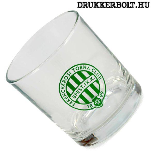 Ferencváros pohár - eredeti, címeres Fradi pohár