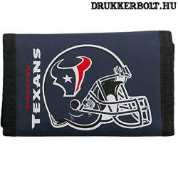 Houston Texans pénztárca (eredeti, hivatalos NFL klubtermék)