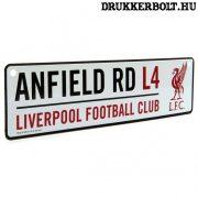 Liverpool tapadókorongos tábla - eredeti, hivatalos klubtermék