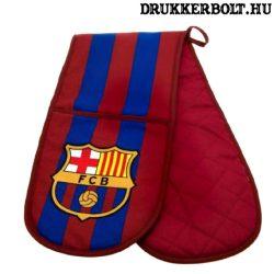 Fc Barcelona sütőkesztyű / edényfogó - eredeti, hivatalos klubtermék