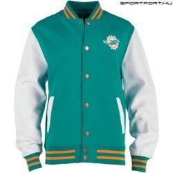NFL Miami Dolphins dzseki / kabát - eredeti szurkolói termék