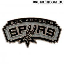 San Antonio Spurs kitűző - hivatalos NBA kitűző - eredeti klubtermék!