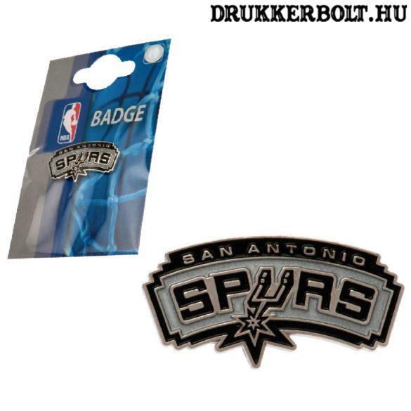 San Antonio Spurs kitűző - hivatalos NBA kitűző