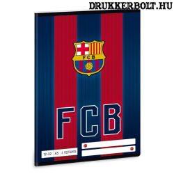 FC Barcelona vonalas füzet A/5 méretben (3. osztályosoknak, 1232)