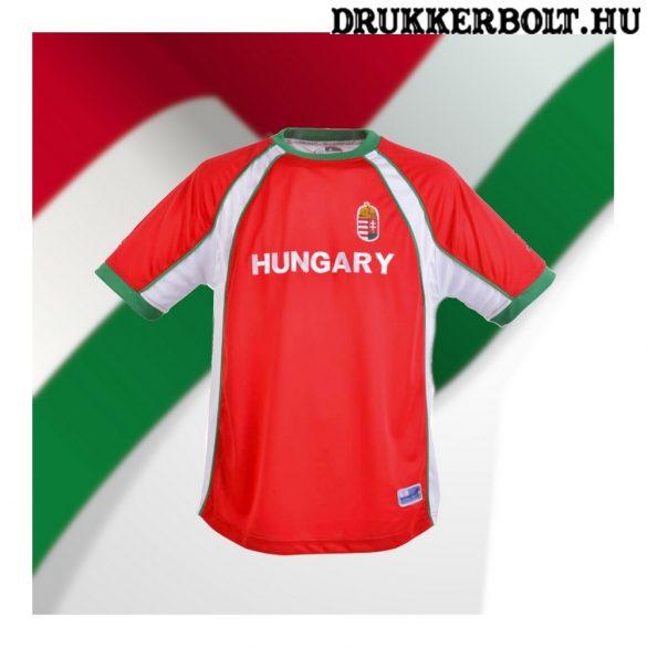 Magyarország szurkolói focimez - hímzett magyar válogatott mez (akár felirattal is)