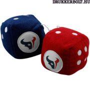 Houston Texans plüss dobókocka - eredeti NFL termék