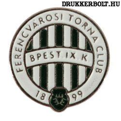 Ferencváros kitűző / jelvény / nyakkendőtű (címeres) eredeti Fradi termék