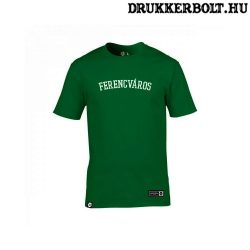 Ferencváros póló - Fradi szurkolói póló (zöld)