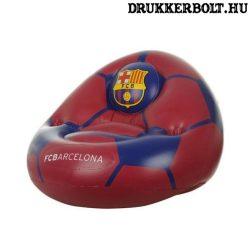 FC Barcelona - FCB felfújható fotel gyerekeknek (hivatalos klubtermék)