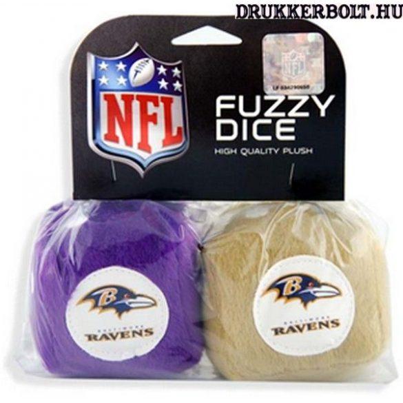 Baltimore Ravens plüss dobókocka - eredeti NFL termék