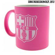 F.C. Barcelona pink bögre - hivatalos, eredeti termék