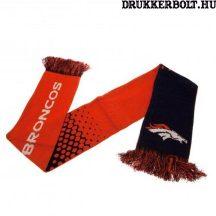 Denver Broncos sál - szurkolói sál (hivatalos, hologramos NFL klubtermék)