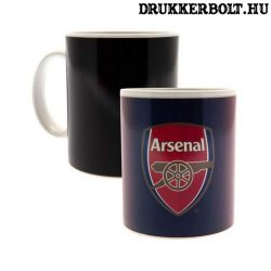 Arsenal bögre - hőképes bögre (meleg ital hatására jelenik meg a logó)
