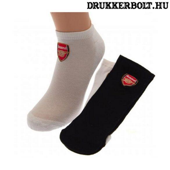 Arsenal FC címeres sportzokni - Gunners zokni (2 pár)