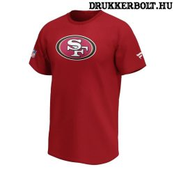 Fanatics NFL San Francisco 49ers hivatalos póló - eredeti klubtermék