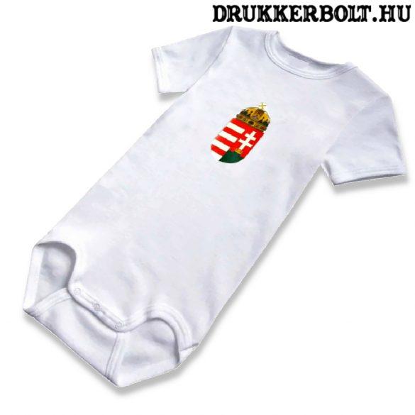 Hungary / Magyarország body babáknak - Magyar válogatott címeres bébi body